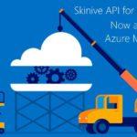 Skinive on Microsoft Azure Marketplace