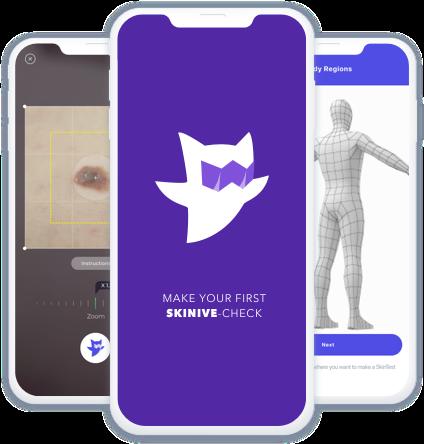 Skinive - Skincare mobile application