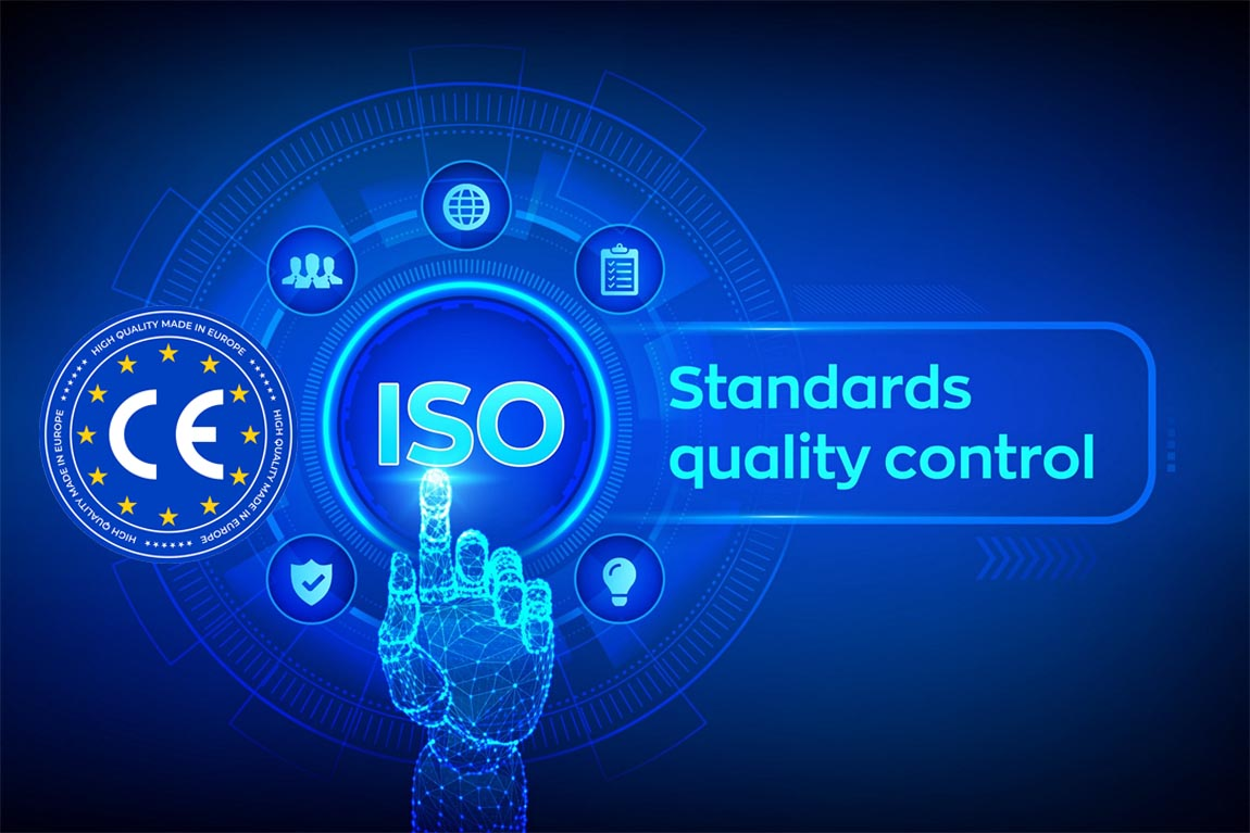 ISO-13485 CE certification startup